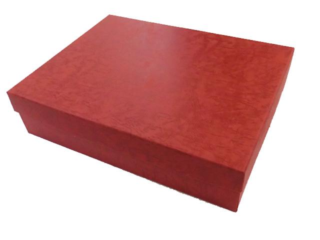 紅色高級化粧箱(クローズ)