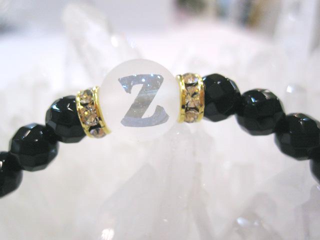 イニシャル彫刻(Z)